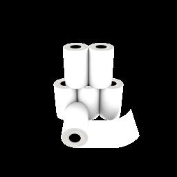 Rolki do kas termiczne 57mm/20mb