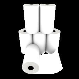 Rolki do kas termiczne 80mm/30mb